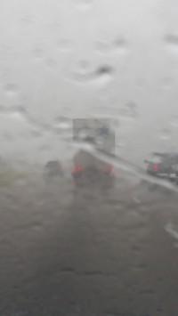 Regen en onweer