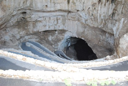 Natural Entrance, Carlsbad Caverns