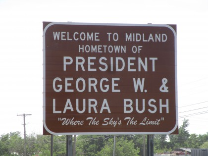 Hometown George W. Bush