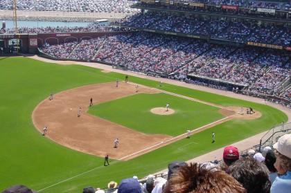 honkbalwedstrijd