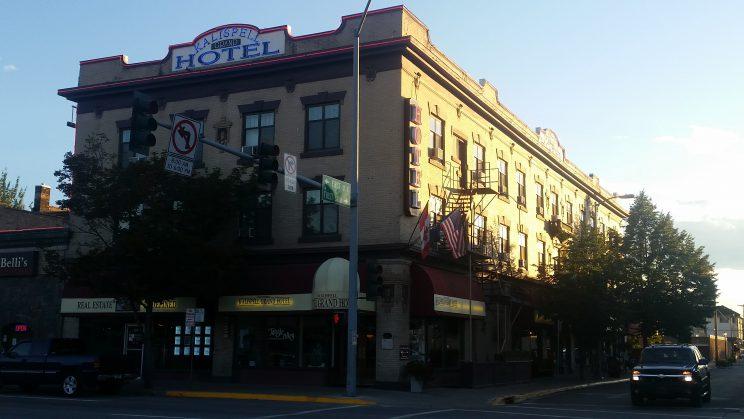 Grand Hotel, Kalispell