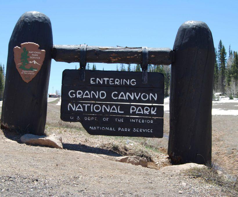 5 keer Grand Canyon National Park North Rim