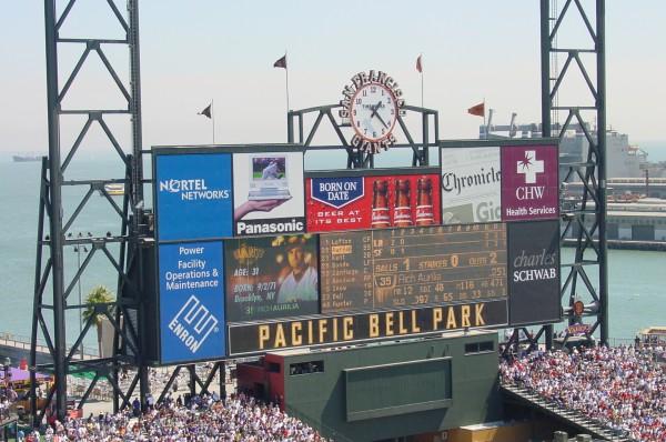 Onze eerste honkbalwedstrijd
