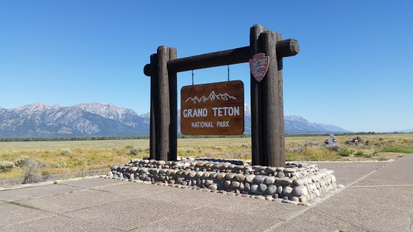 5 keer Grand Teton National Park