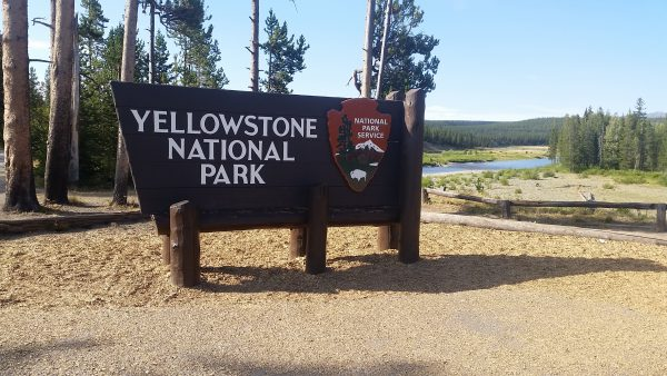5 keer Yellowstone National Park