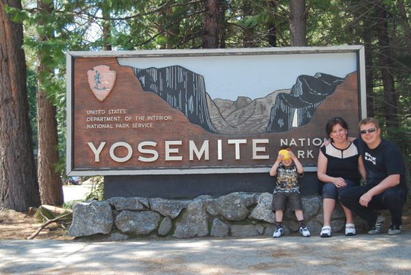 5 keer Yosemite National Park