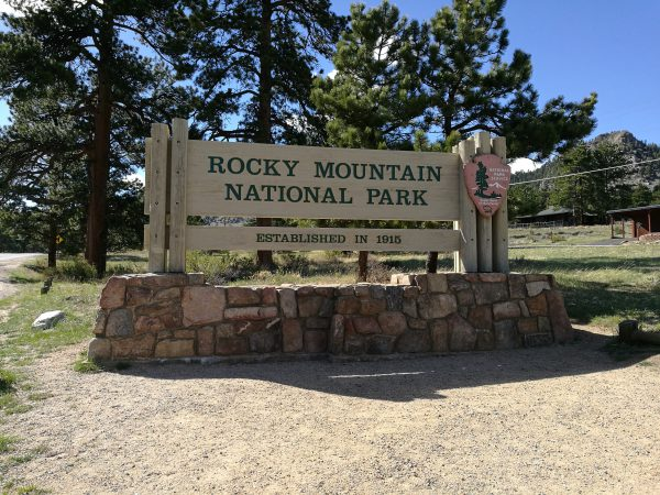 5 keer Rocky Mountain National Park