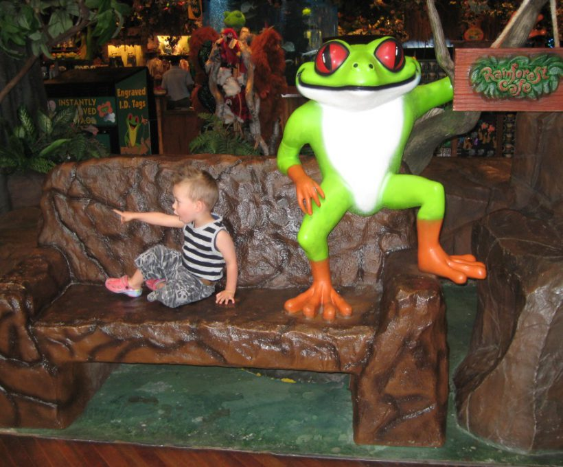 Rainforest Cafe