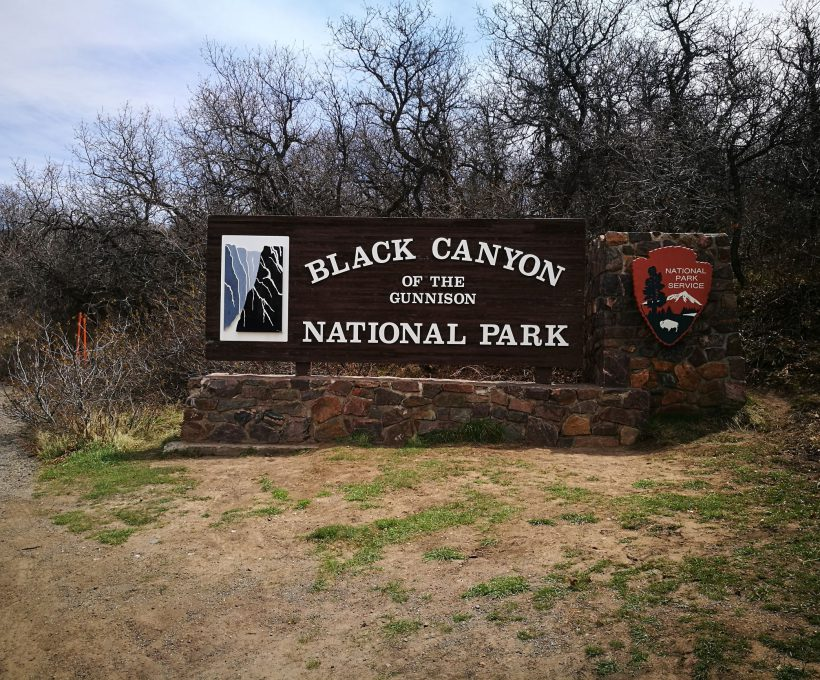 5 keer Black Canyon of the Gunnison National Park