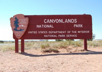 5 keer Canyonlands National Park