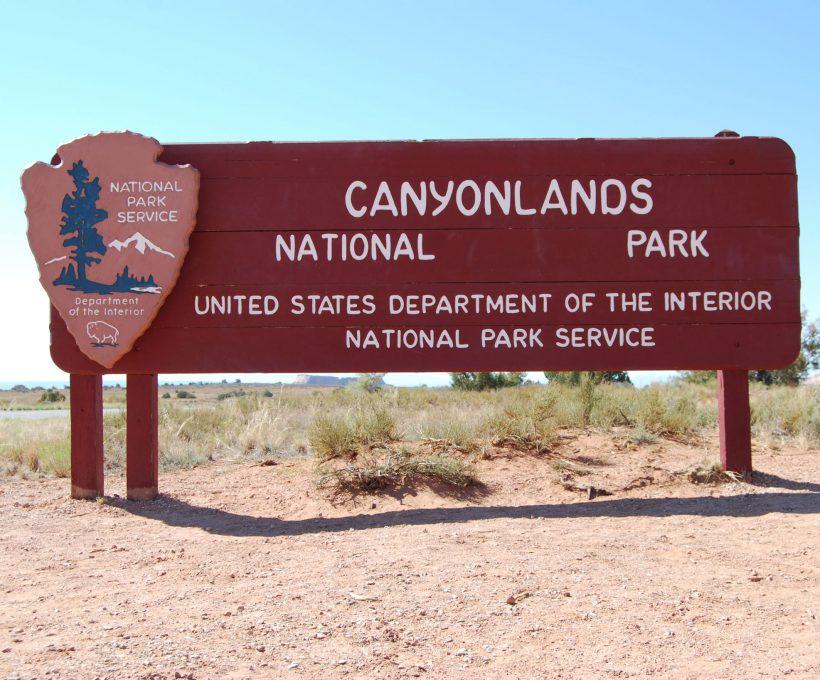 5 keer Canyonlands National Park