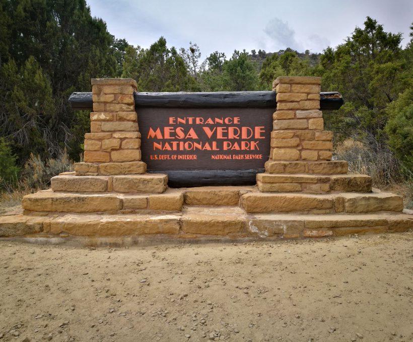 5 keer Mesa Verde National Park