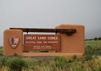 5 keer Great Sand Dunes National park